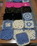 Agatha's granny squares