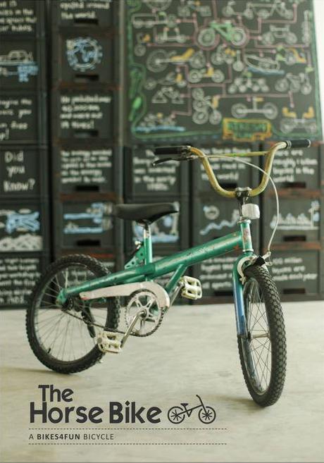 The Horse Bike